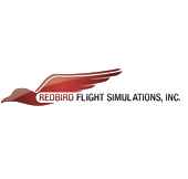 Redbird Flight Simulations (logo)